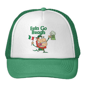 Erin Go Bragh Mesh Hats