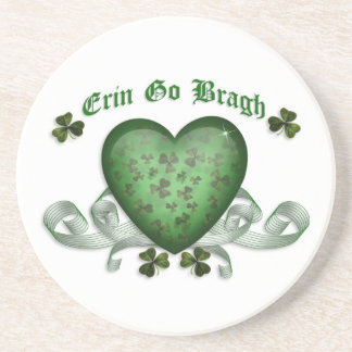 Erin go bragh Irish Coaster
