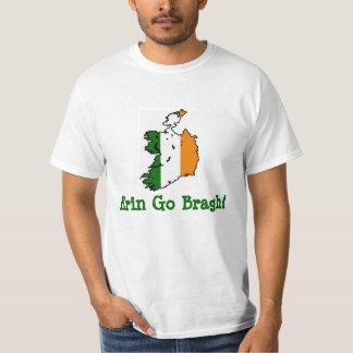 """Erin Go Bragh"" Irish Flag T-Shirt"
