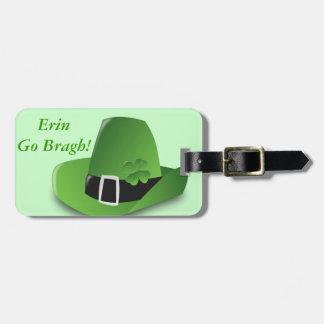 Erin Go Bragh Tags For Luggage