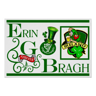 Erin Go Bragh Poster