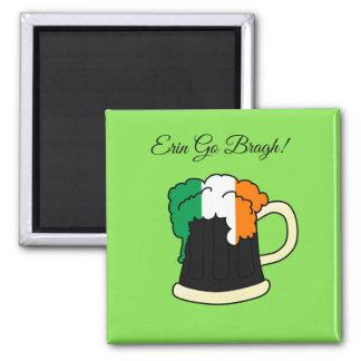 Erin Go Bragh St Patrick's day magnet