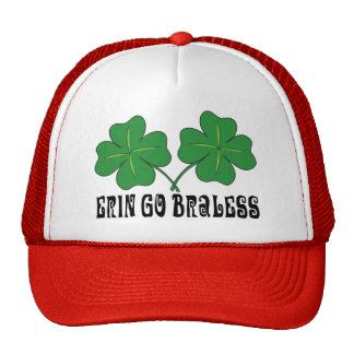 Erin Go Braless Cap