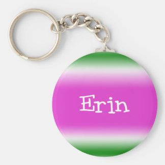 Erin Keychain