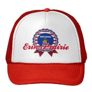 Erin Prairie, WI Mesh Hats