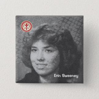 Erin Sweeny 15 Cm Square Badge