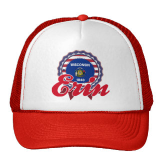 Erin, WI Mesh Hats
