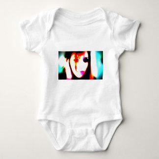 ErinElise vs Marilyn Manson Baby Bodysuit