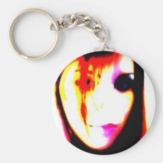 ErinElise vs Marilyn Manson Key Ring