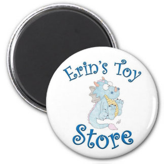 Erin's Toy Store magnet