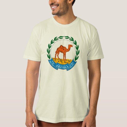 Eritrea Coat of Arms T-shirt