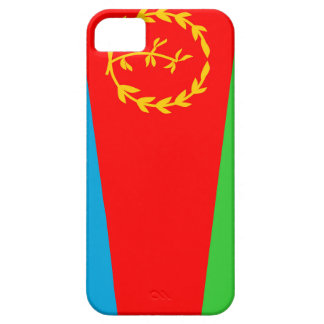 eritrea country flag nation symbol long iPhone 5 cover