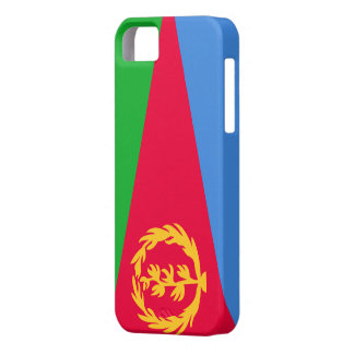 Eritrea Flag Barely There iPhone 5 Case
