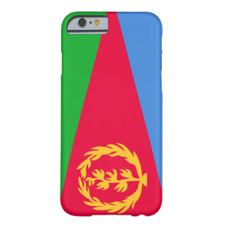 Eritrea Flag Barely There iPhone 6 Case