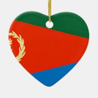 Eritrea Flag Christmas Tree Ornaments