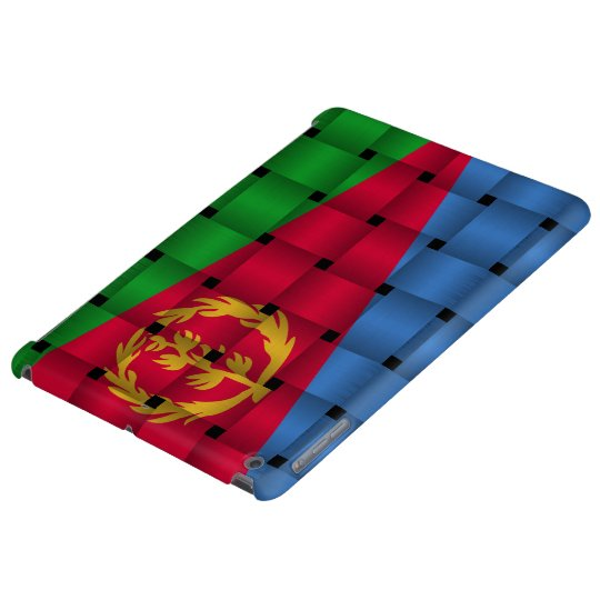 Eritrea Flag Cover For iPad Air