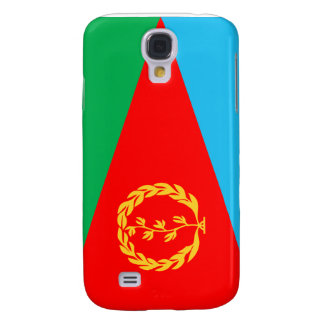 Eritrea Flag Galaxy S4 Case