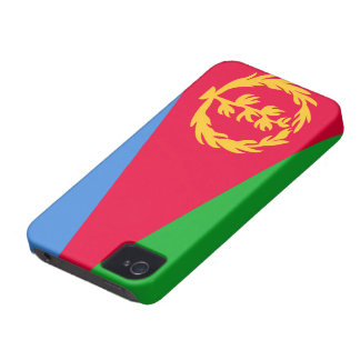 Eritrea Flag iPhone 4 Case-Mate Case