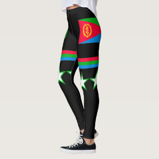 Eritrea Flag Leggings