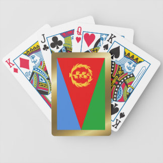 Eritrea Flag Playing Cards