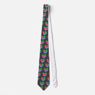 Eritrea Flag Shining Beautiful Tie