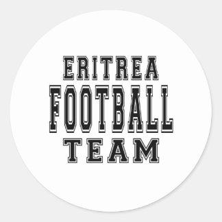 Eritrea Football Team Stickers