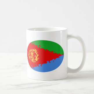 Eritrea Gnarly Flag Mug