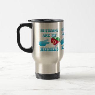 Eritreans are my Homies Mug
