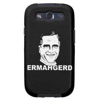 ERMAHGERD ROMNEY png Samsung Galaxy SIII Case