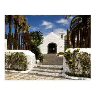 Ermita de San Telmo Postcard