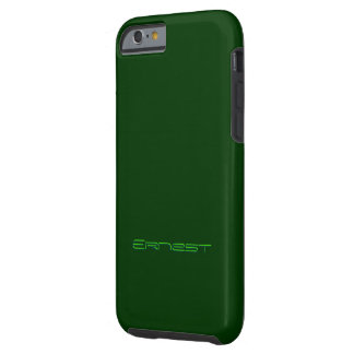 Ernest Luxury Green Style iPhone case