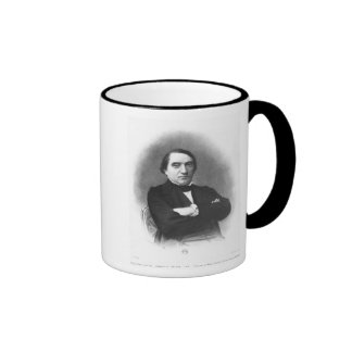 Ernest Renan after a photograph by Pierre Coffee Mugs