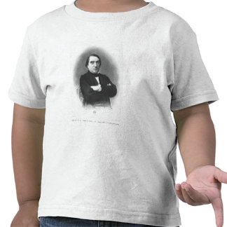 Ernest Renan after a photograph by Pierre T-shirts