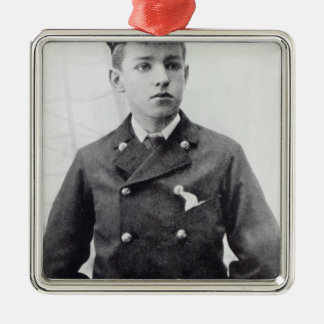 Ernest Shackleton Christmas Ornament