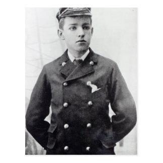 Ernest Shackleton Postcard