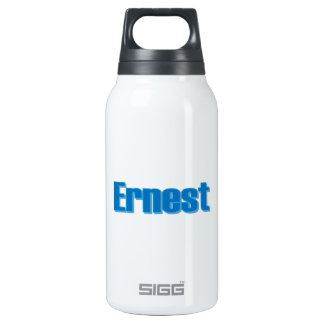 Ernest SIGG Thermo Bottle in white style