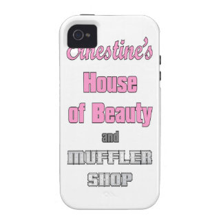 ERNESTINE'S HOUSE OF BEAUTY Case-Mate iPhone 4 COVERS