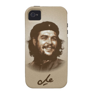 Ernesto Che Guevara Smile Vibe iPhone 4 Covers