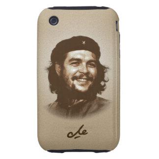 Ernesto Che Guevara Smile iPhone 3 Tough Cases