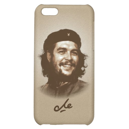 Ernesto Che Guevara Smile iPhone 5C Covers