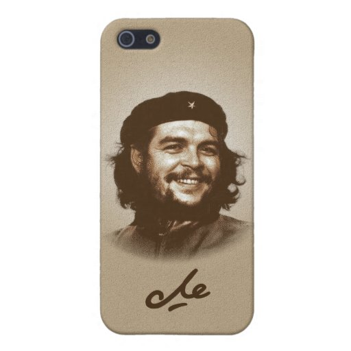 Ernesto Che Guevara Smile Case For iPhone 5