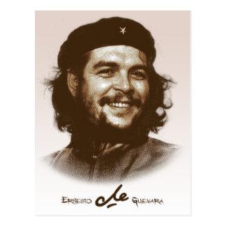 Ernesto Che Guevara Smile Postcard