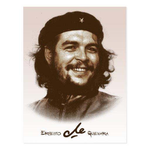 Ernesto Che Guevara Smile Post Cards