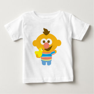 Ernie Baby Face and Duckie Baby T-Shirt