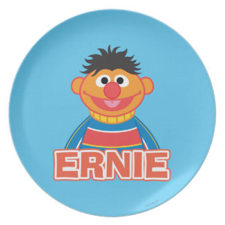 Ernie Classic Style Plate
