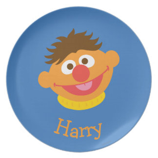 Ernie Face | Add Your Name Plate