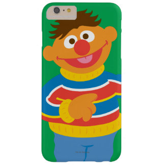 Ernie Graphic Barely There iPhone 6 Plus Case