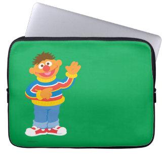 Ernie Graphic Laptop Sleeve