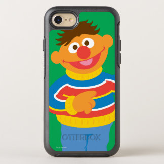 Ernie Graphic OtterBox Symmetry iPhone 8/7 Case