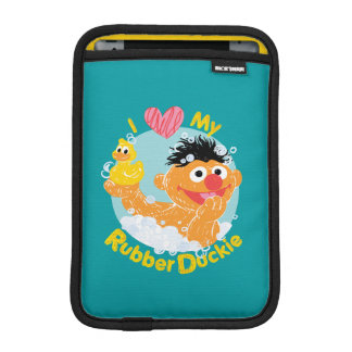 Ernie Loves Duckie iPad Mini Sleeve